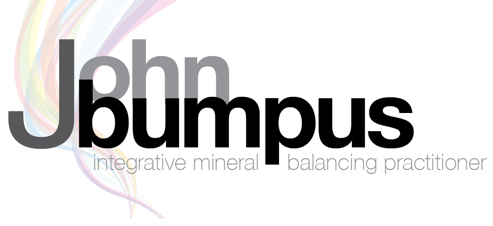John Bumpus - Integrative Mineral Balancing and Hair Tissue Mineral Analysis Practitioner
