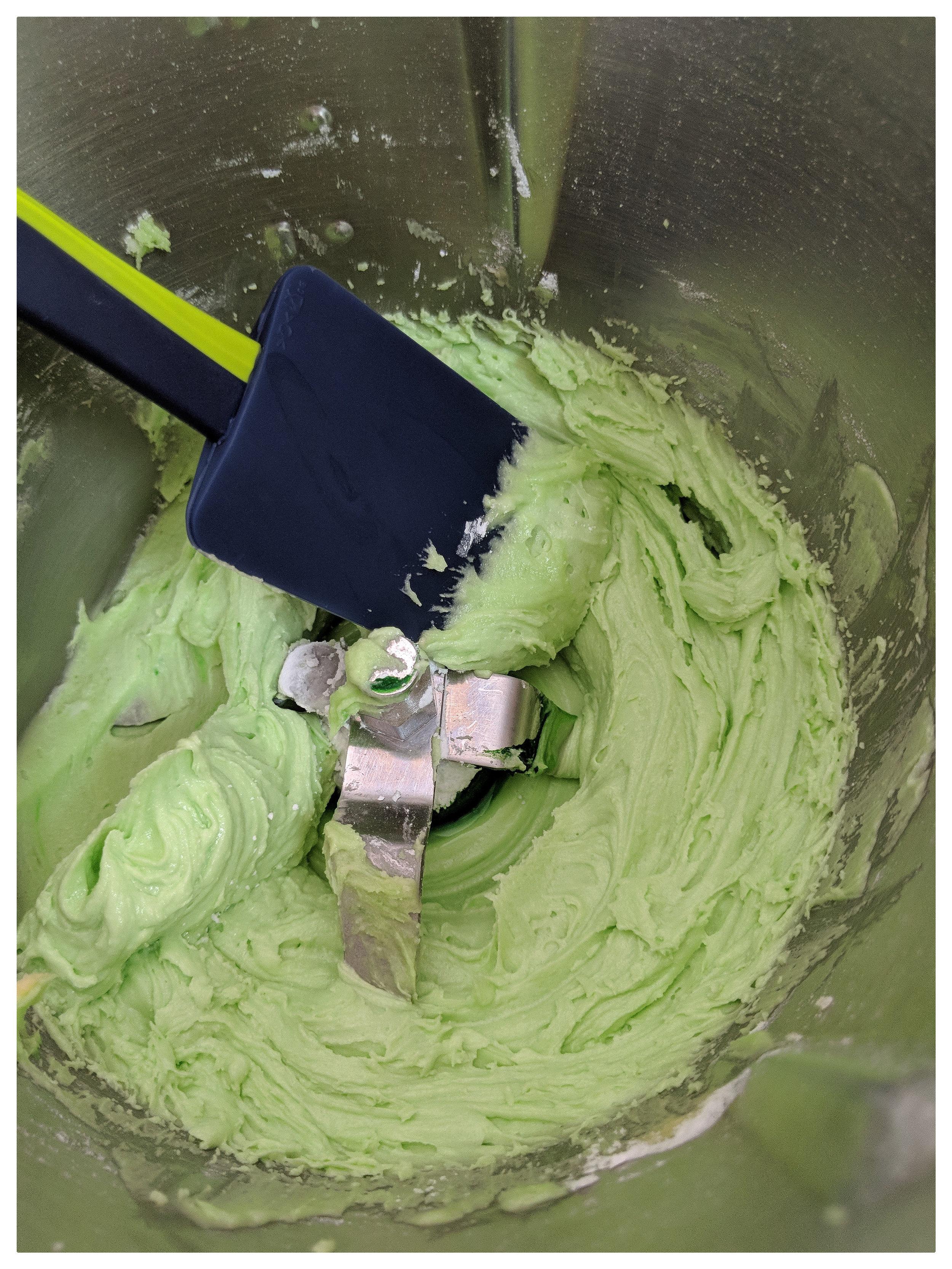 Icing mixture