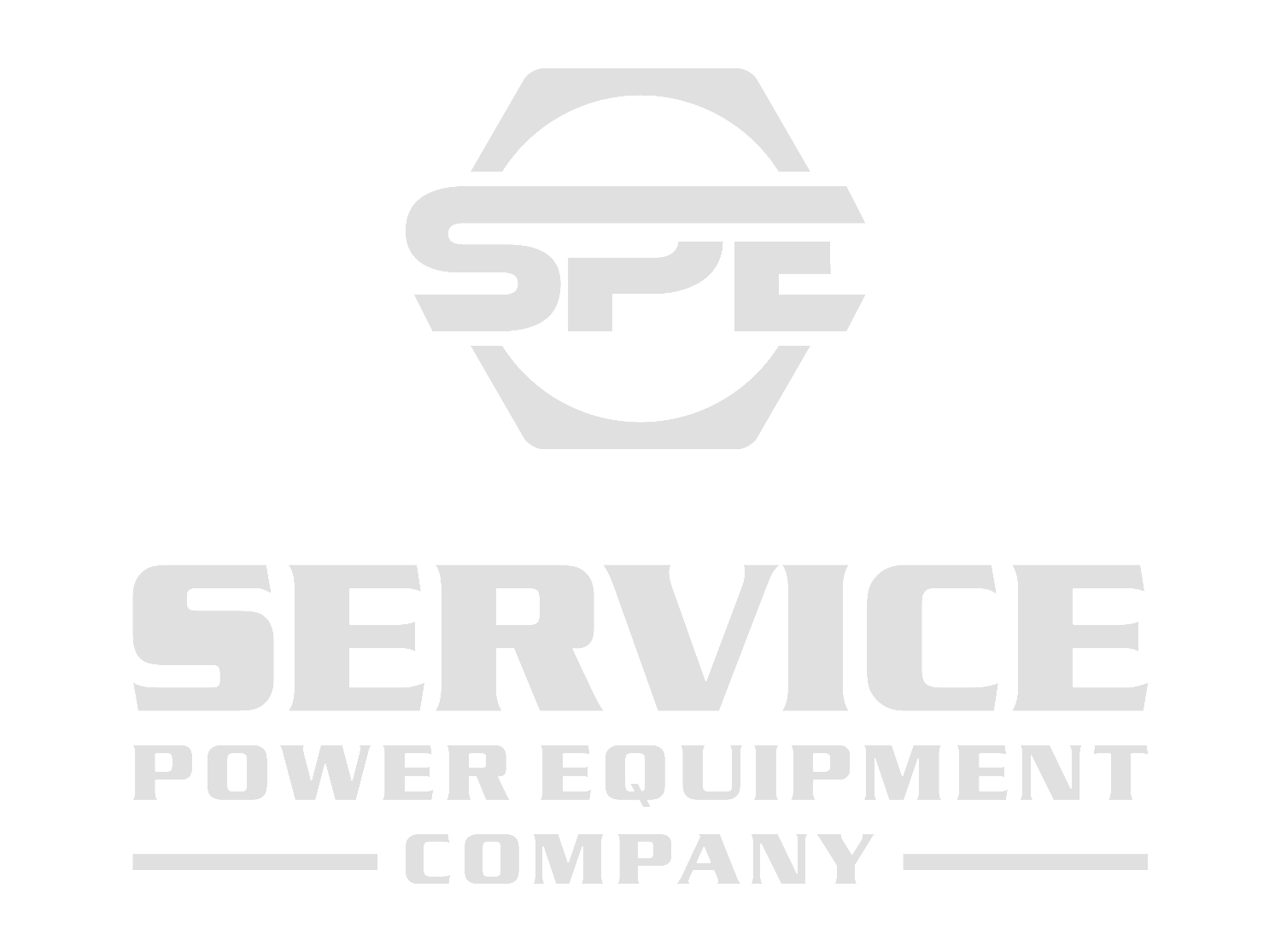 Service Power Equipment
