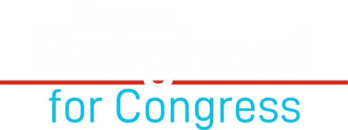 Bryan Berghoef for Congress