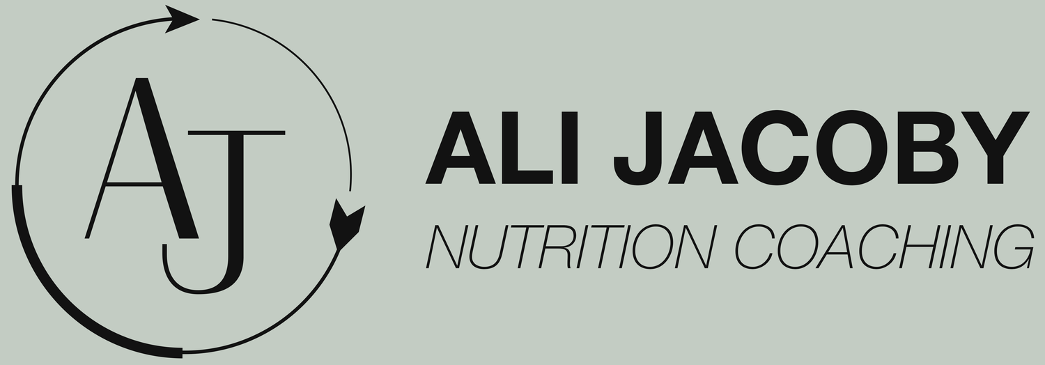 AJ Nutrition Coaching