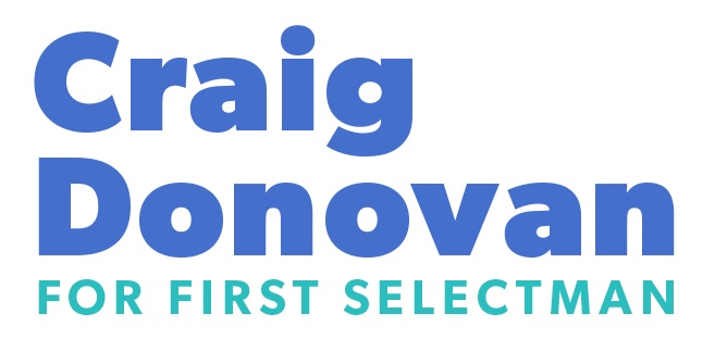Craig Donovan for First Selectman