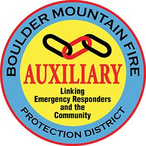 Boulder Mountain Fire Auxiliary
