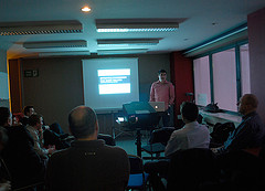 Speaking at Open Web