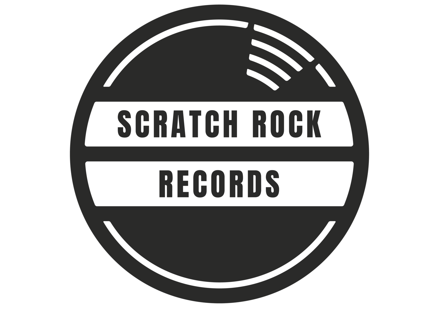 SCRATCH ROCK RECORDS