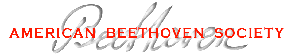 American Beethoven Society