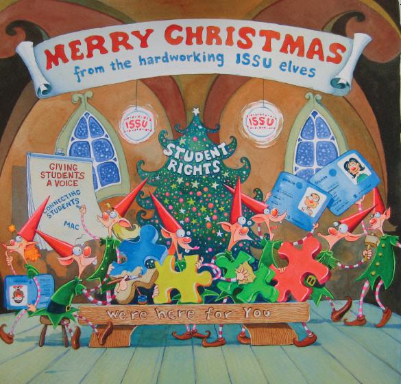 ISSU Christmas Message