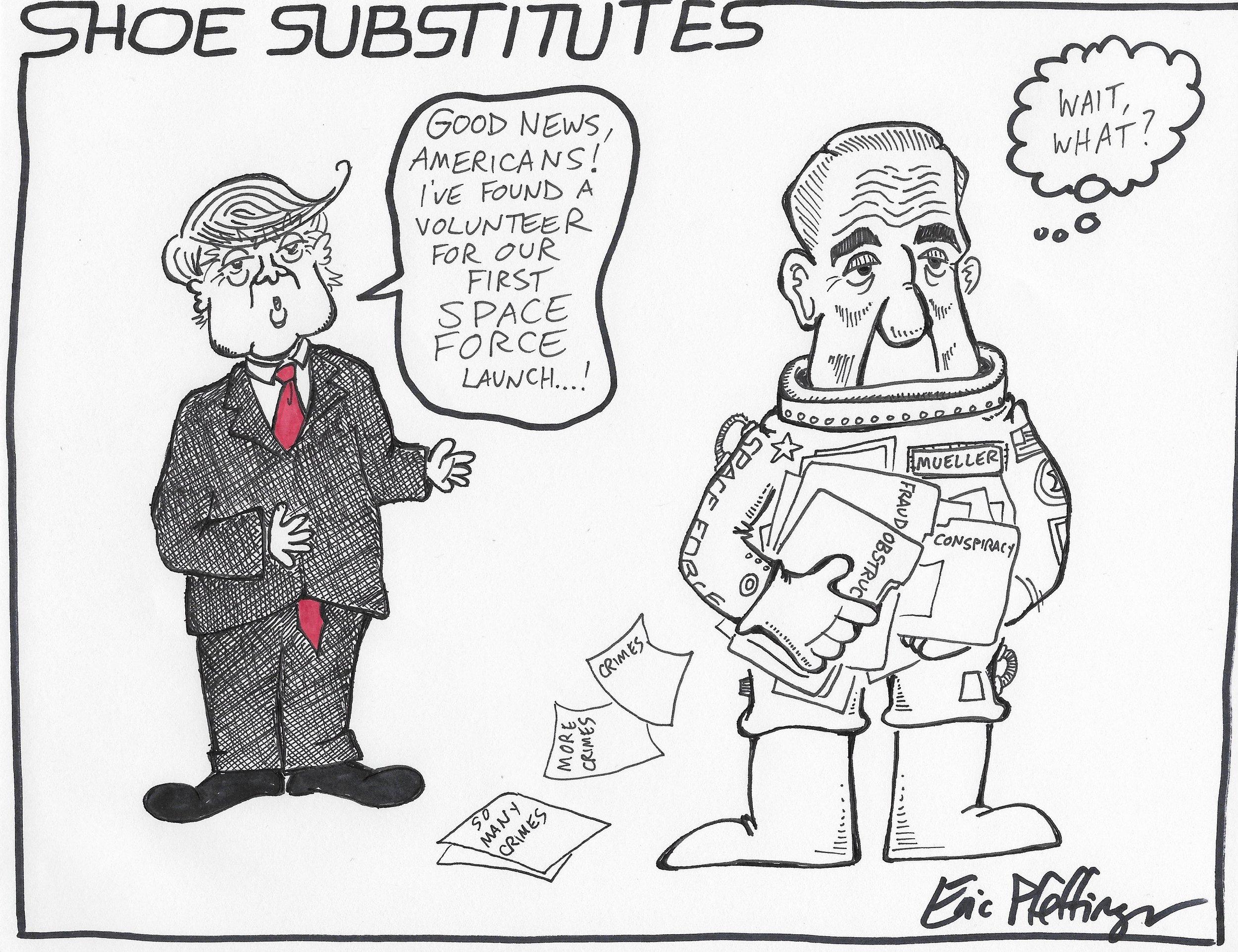 Mueller cartoon