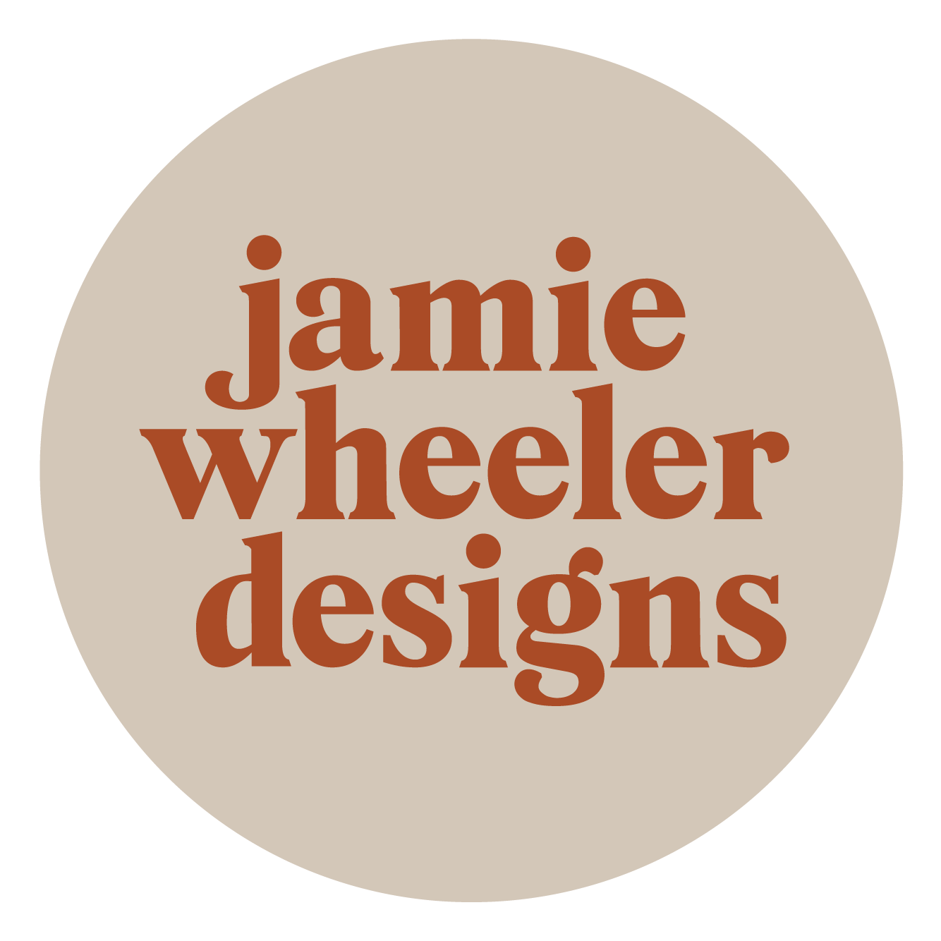 Jamie Wheeler Designs