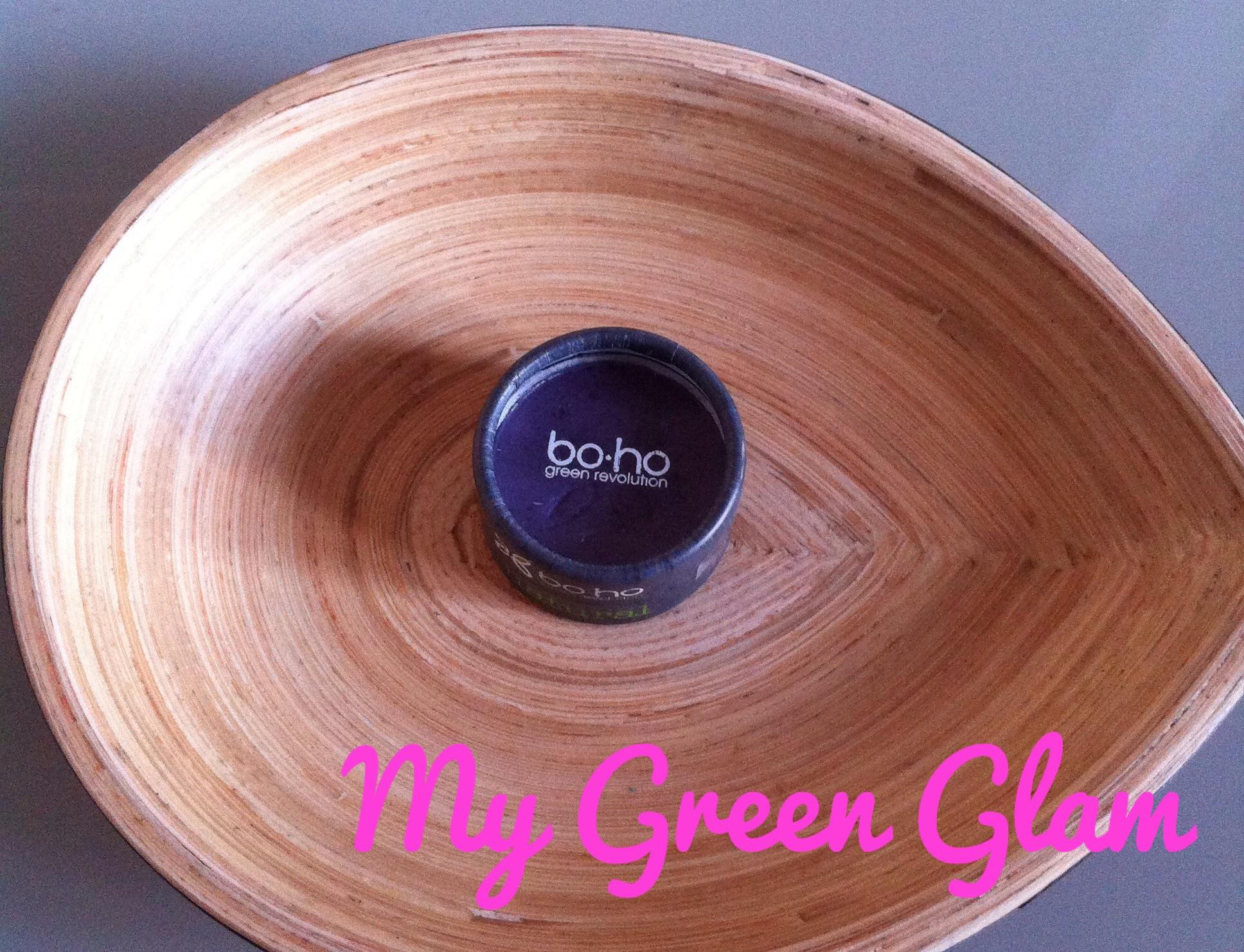 ombre à paupière Boho Green