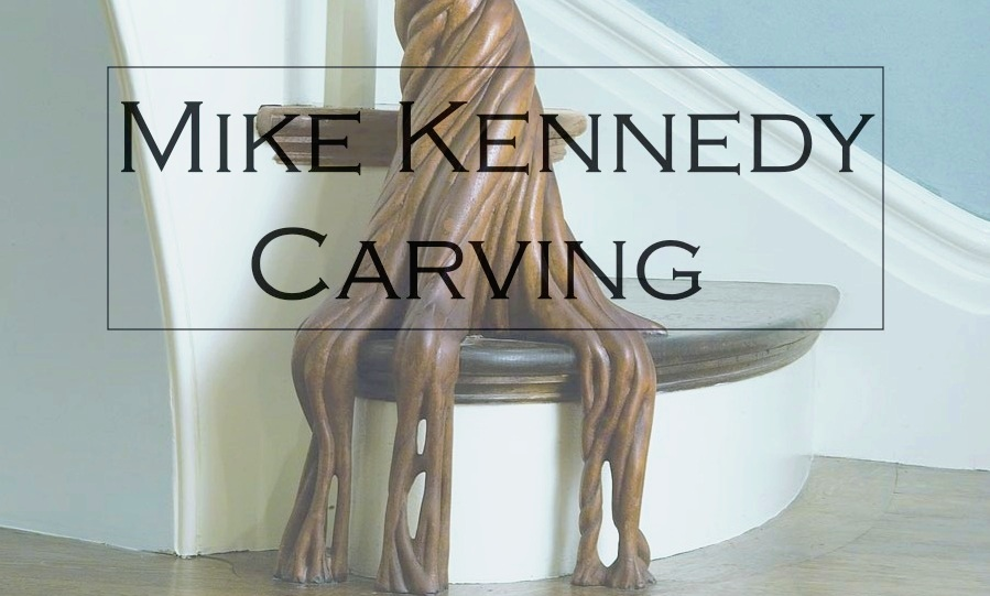 Mike Kennedy Carving
