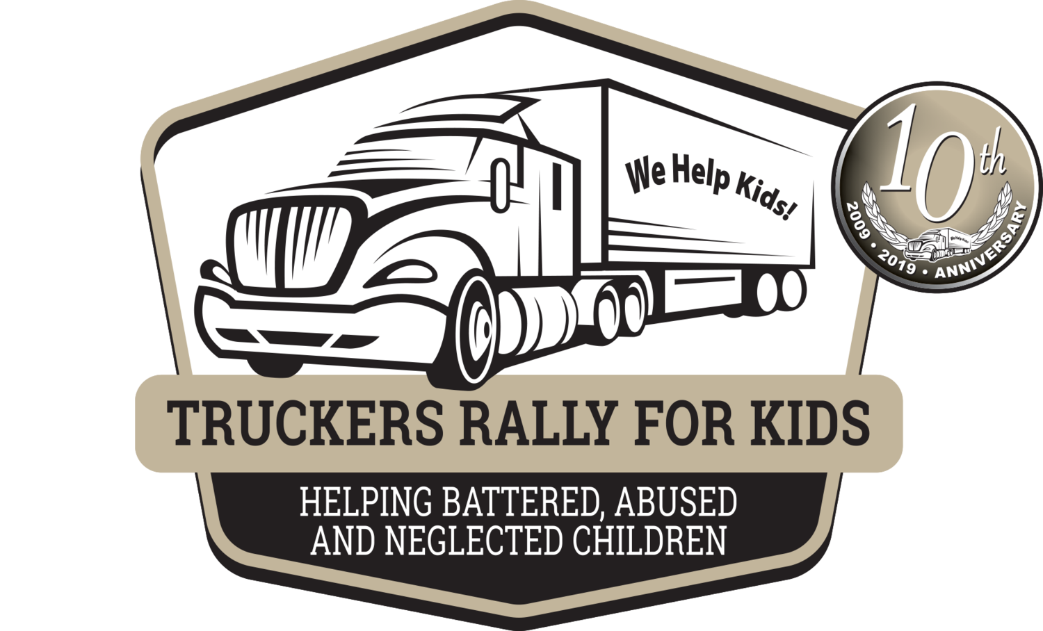 Truckers Rally for Kids