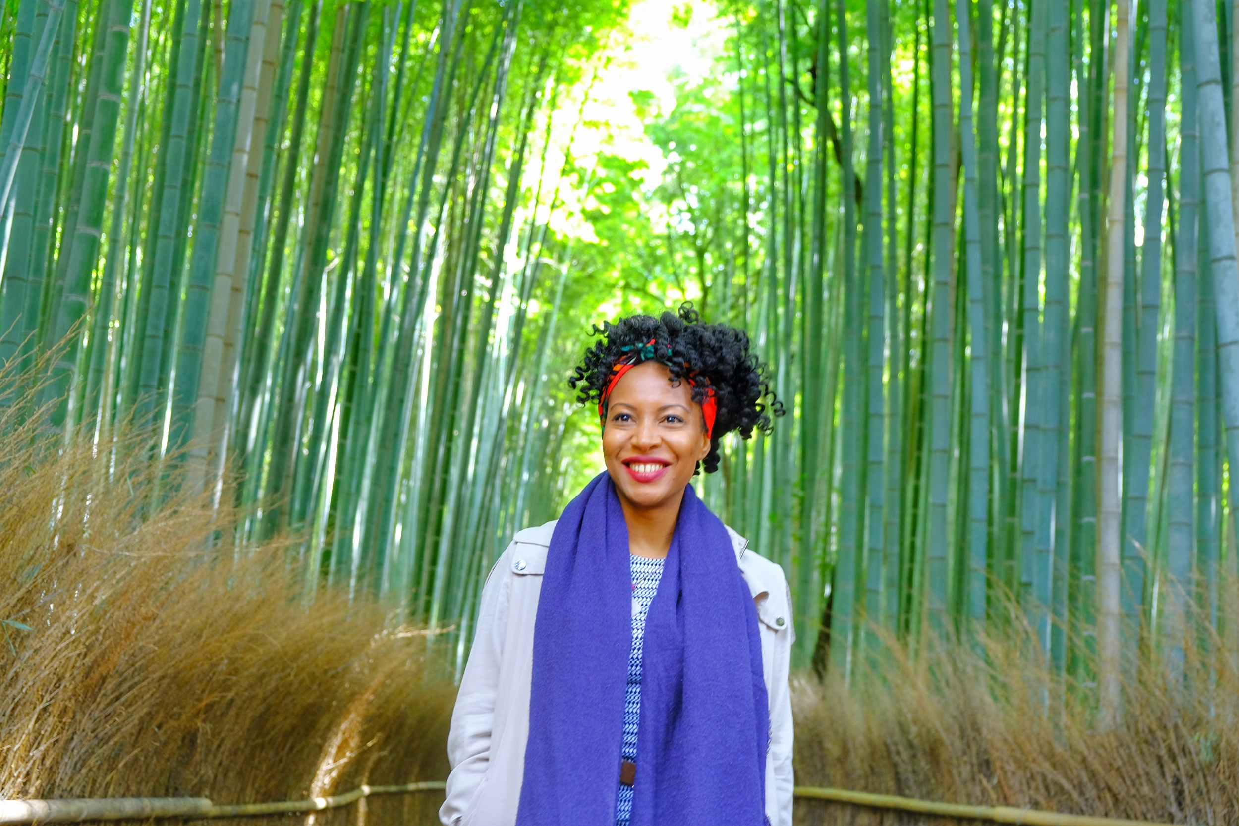 Bamboo Grove Kyoto - Post Office Travel Blogger Awards 2018