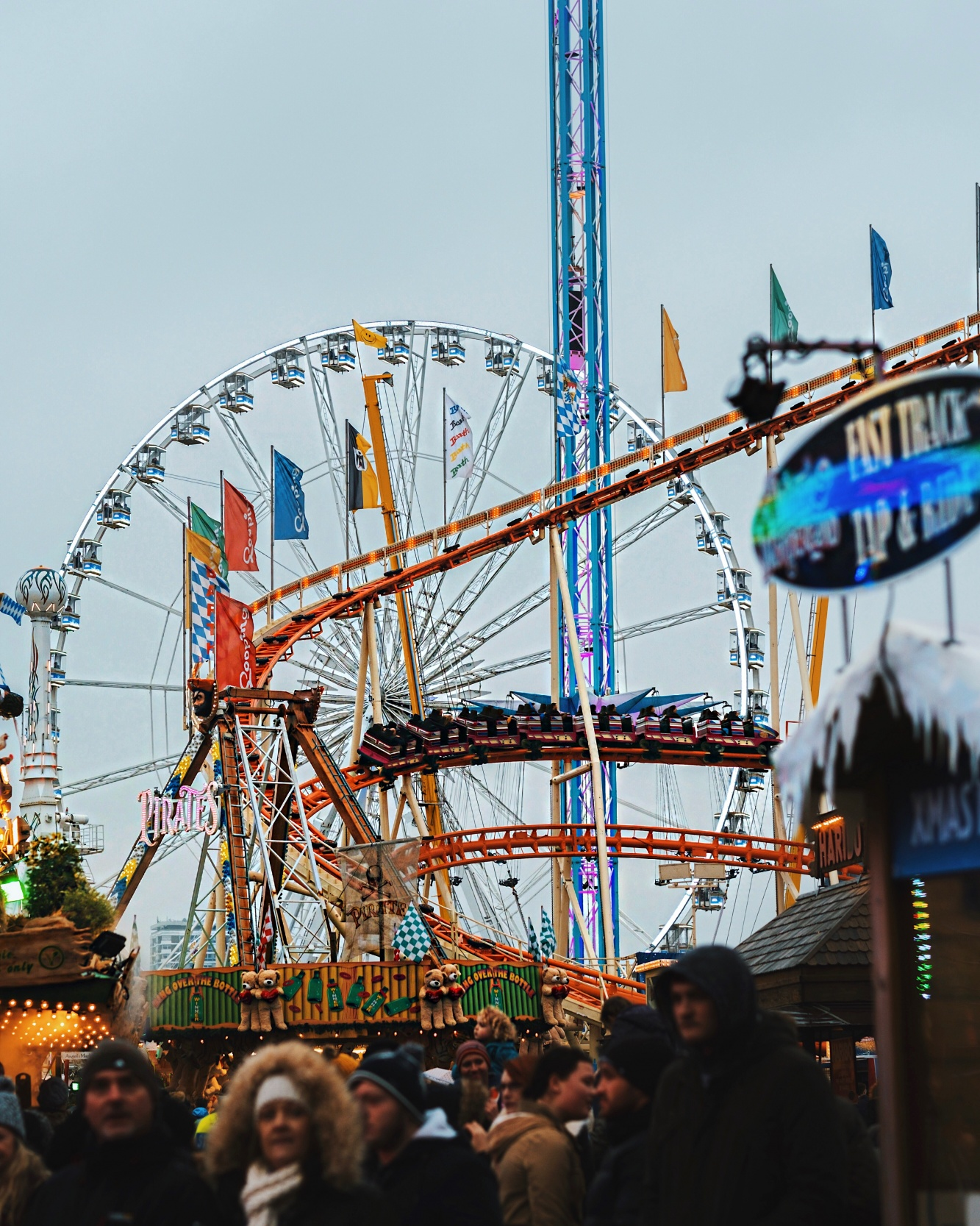 Hyde Park Winter Wonderland | Three of the best Christmas markets in London that you must visit
