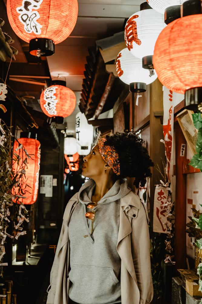 Osaka alleyways - Japan, Post Office Travel Blogger Awards 2018