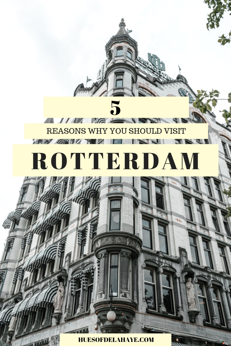 5 REASONS WHY YOU SHOULD VISIT ROTTERDAM FOR YOUR NEXT CITY BREAK things to do in Rotterdam, things to do in Rotterdam Netherlands. What to do in Rotterdam, Rotterdam attractions, Rotterdam tourism, best things to do in Rotterdam, Rotterdam travel guide, free things to do in Rotterdam, Best things to see in Rotterdam, 15 reasons to visit Rotterdam, #ROTTERDAM #NETHERLANDS