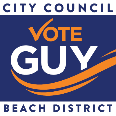Guy Tower for VB City Council