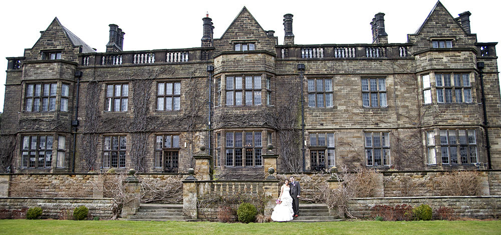 Discovery Photography - Wedding Photography - Guisborough Hall