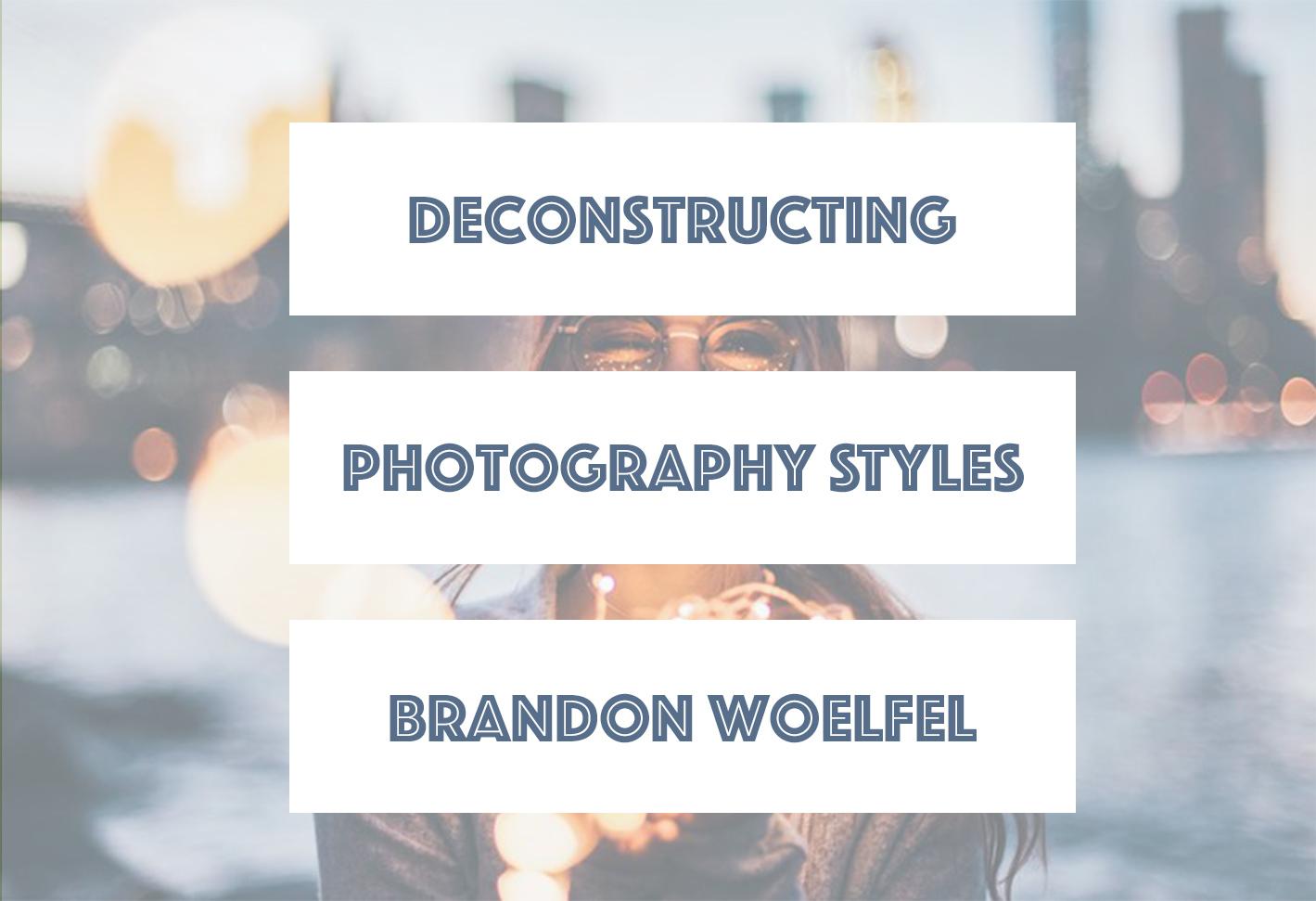 Brandon Woelfel