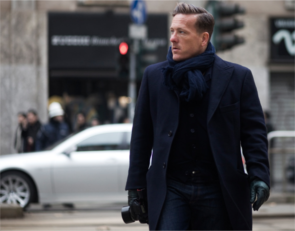 Image from The Sartorialist