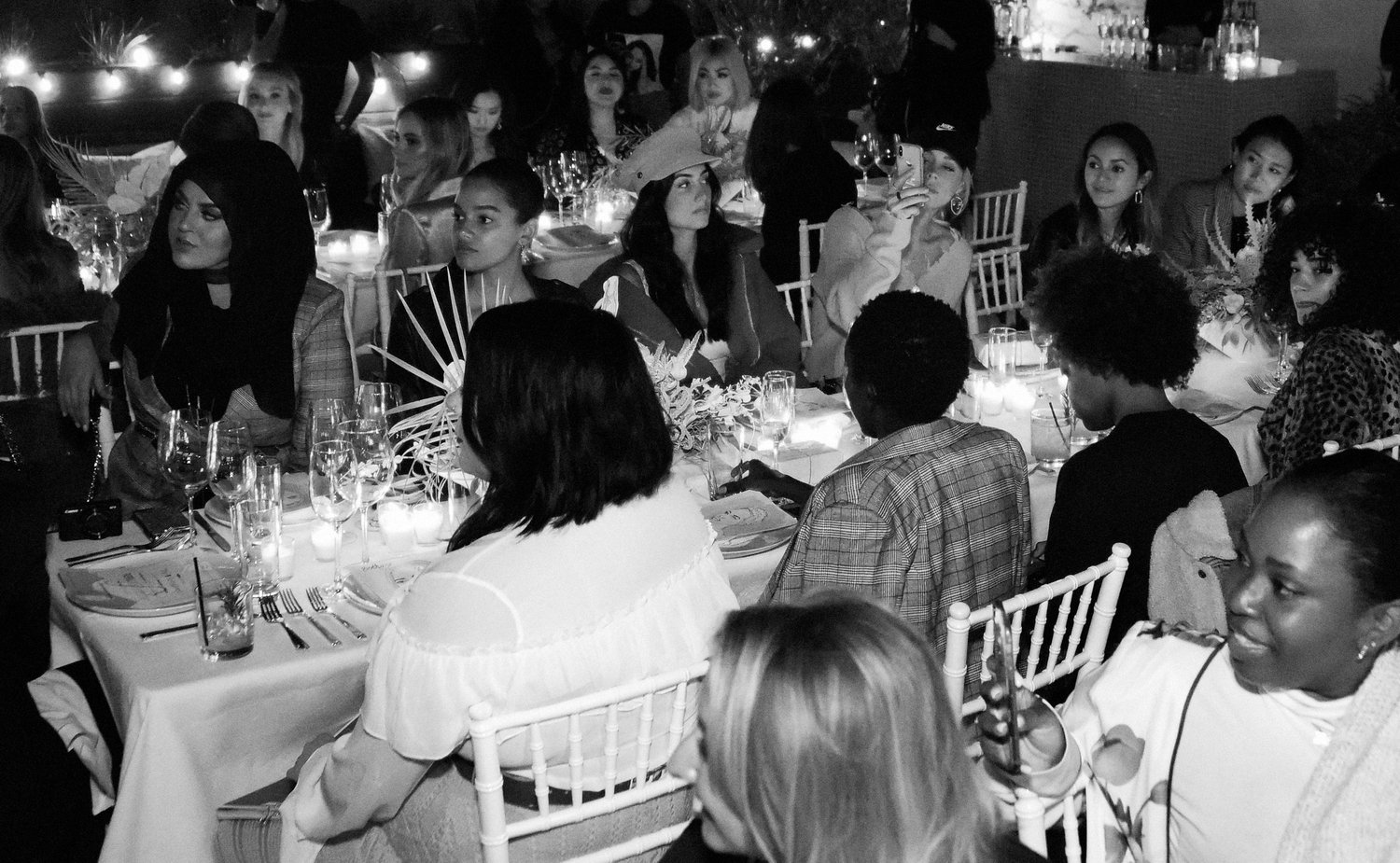 Flaunt Magazine Dinner with Nike and Revolve