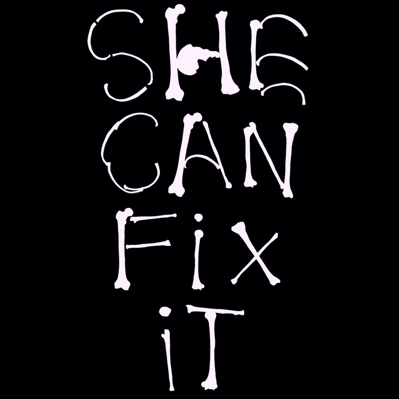 She Can Fix It Podcast podcast show image
