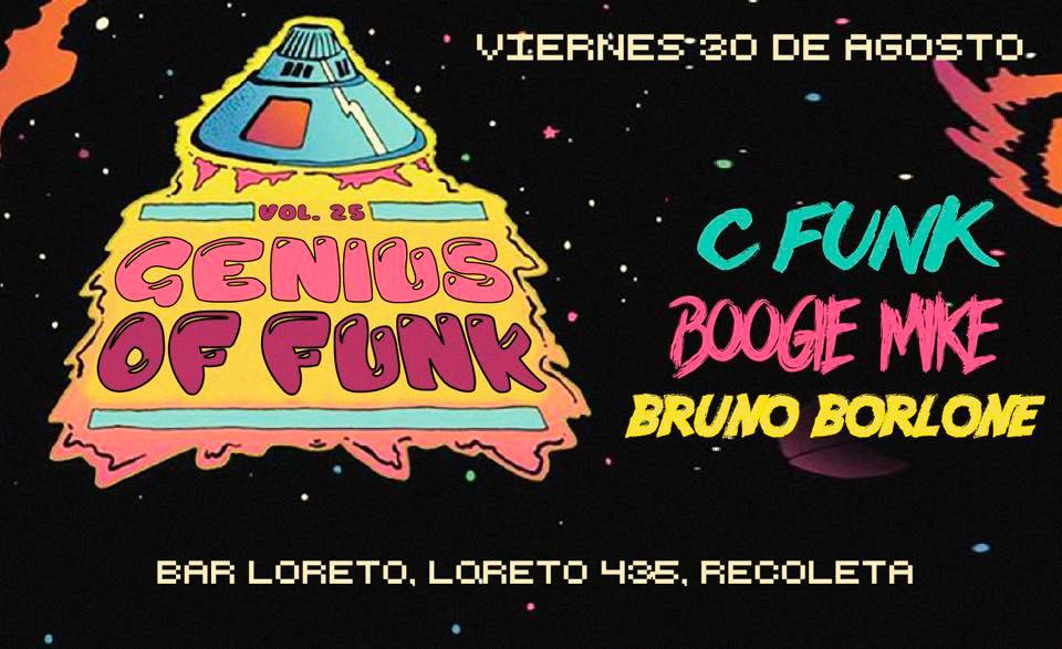 Eventos Funky Make It Funky Radio