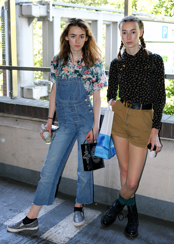 mandeville Sisters, grace mandeville, gucci belt, sister bloggers, disabled blogger,disabled youtuber, bella freud fred perry, bella frued stars, gucci outfit, ootd, amelia mandeville