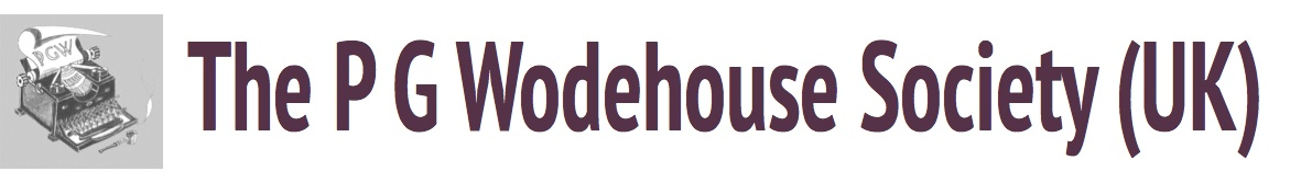 The P G Wodehouse Society (UK)