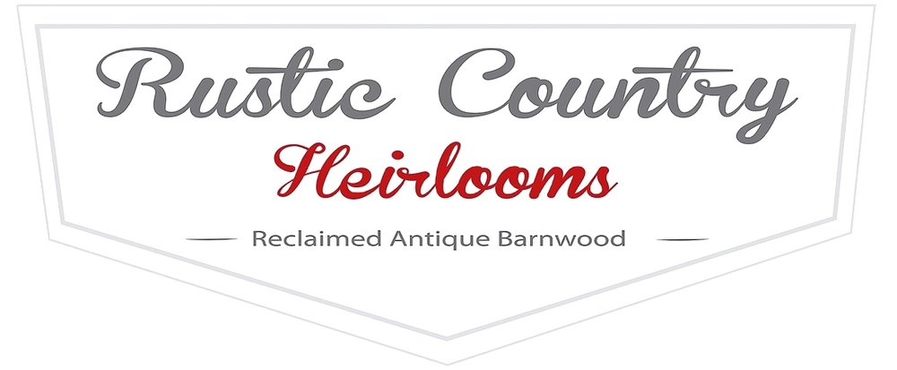 Rustic country heirlooms