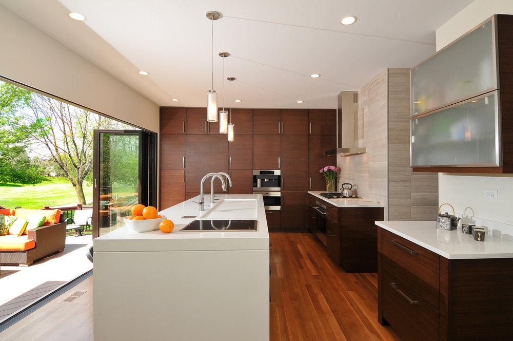 A Modern Kitchen With Charisma The Kitchen Studio