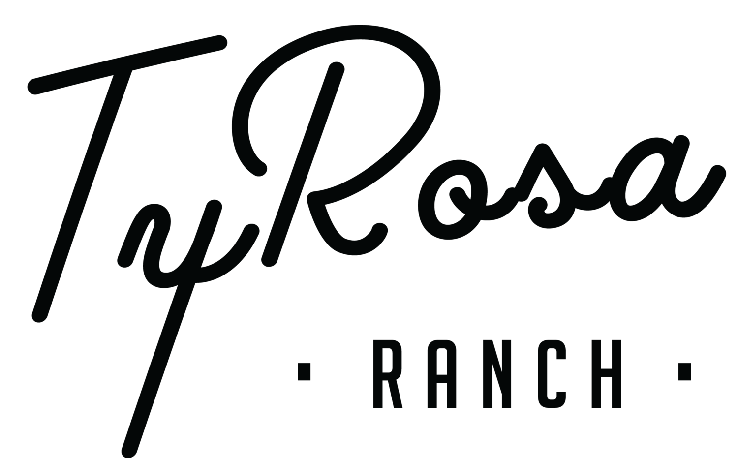 TyRosa Ranch - Lodging & Venue