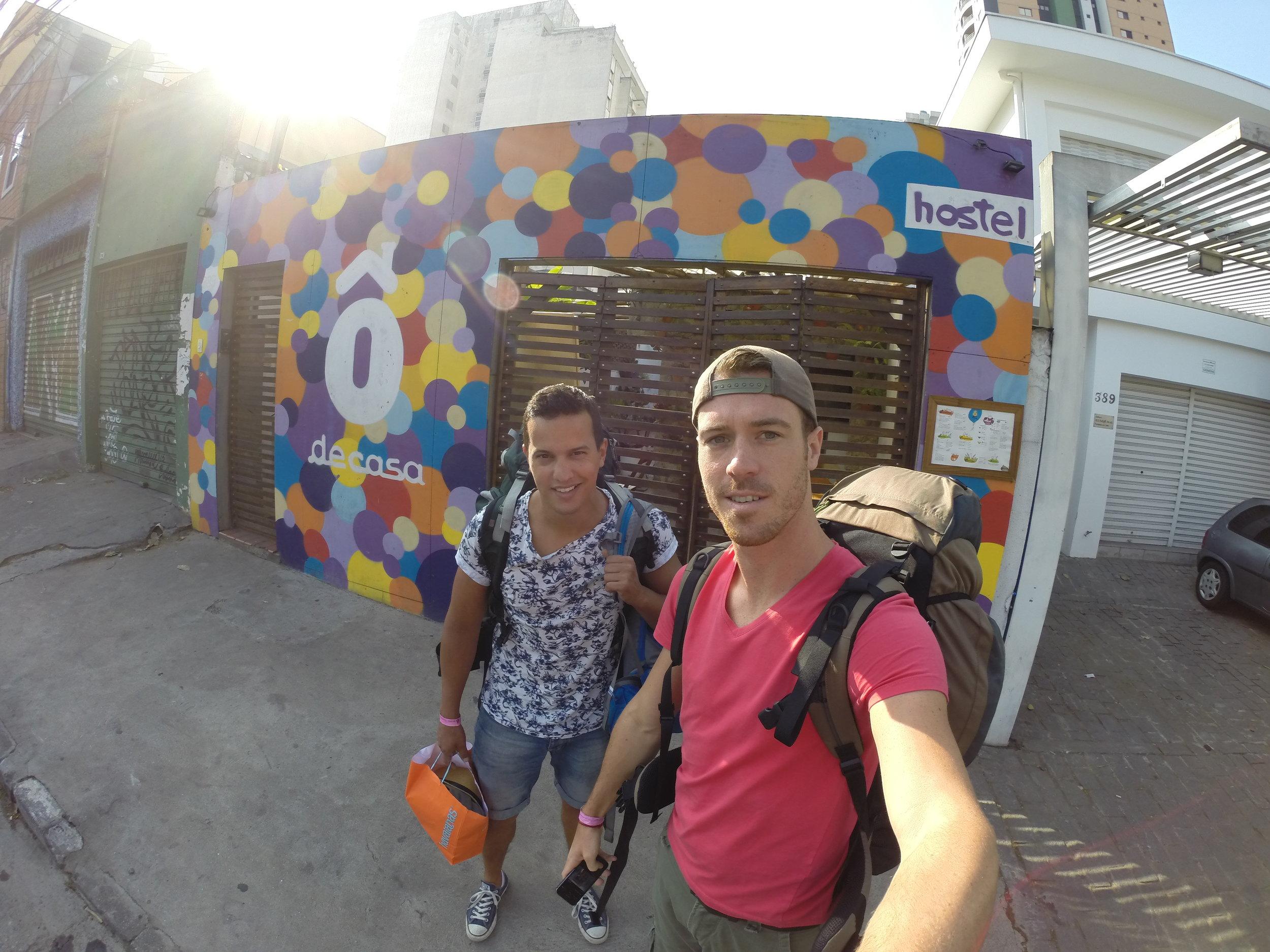 O de Casa Sao Paulo