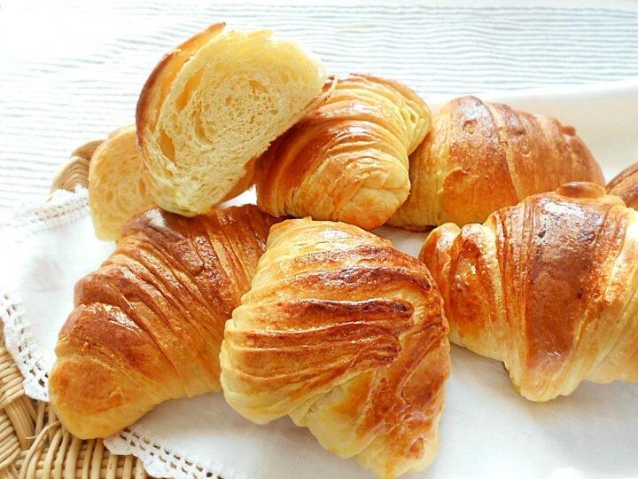 Ricetta Cornetti Brioche Senza Uova.Croissant Cornetto Brioche Senza Lievito Glutine Uova Lattosio Nichel B Free Chef