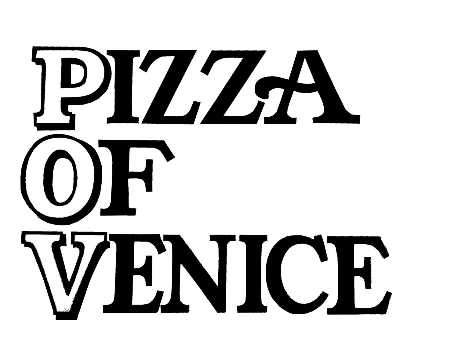 Pizza Of Venice
