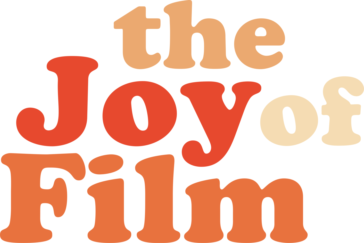 The Joy of Film