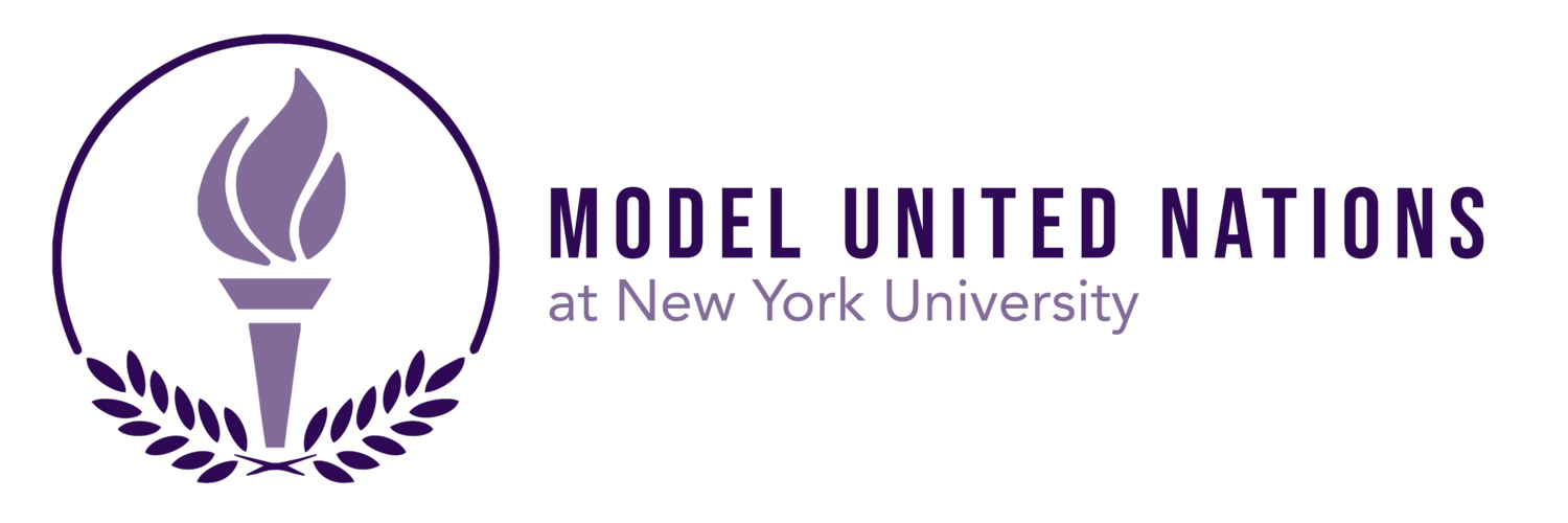 Model United Nations at New York University