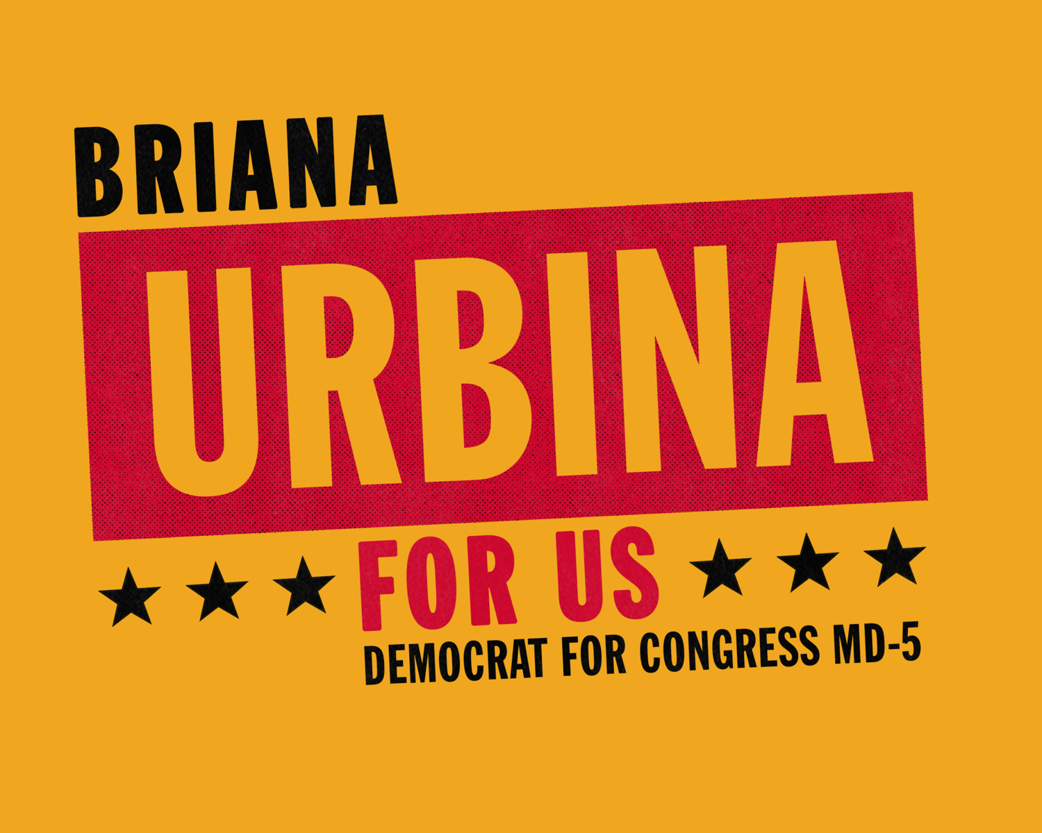 Urbina for Us