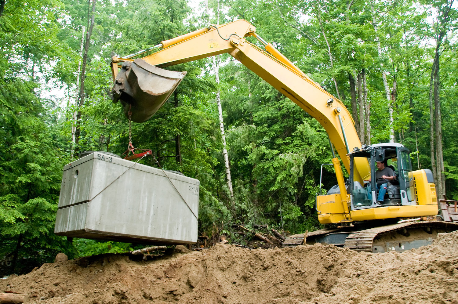 The 6 Septic Systems You Must Know Build With A Bang