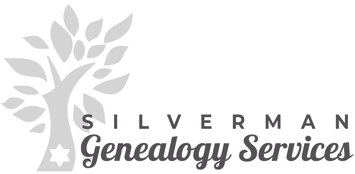 Silverman Genealogy Services