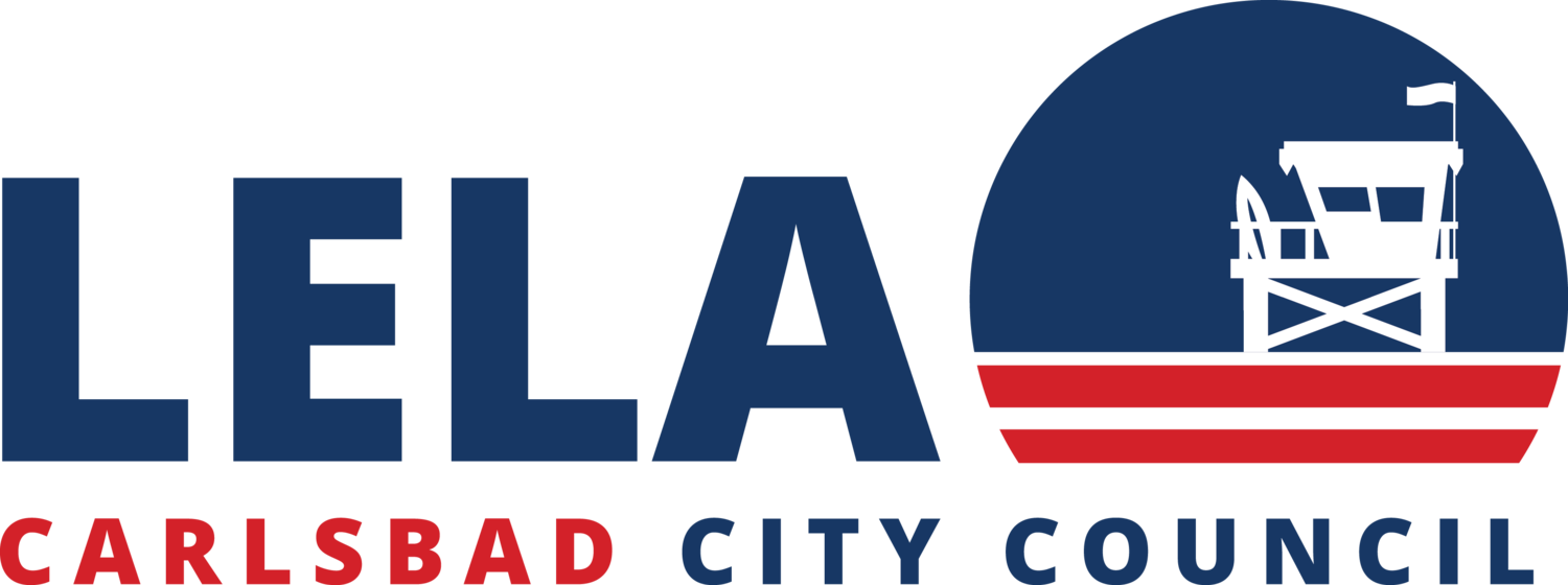 Lela For Carlsbad City Council