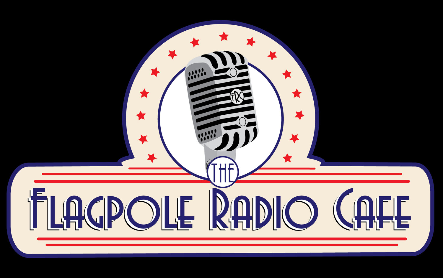 The Flagpole Radio Café