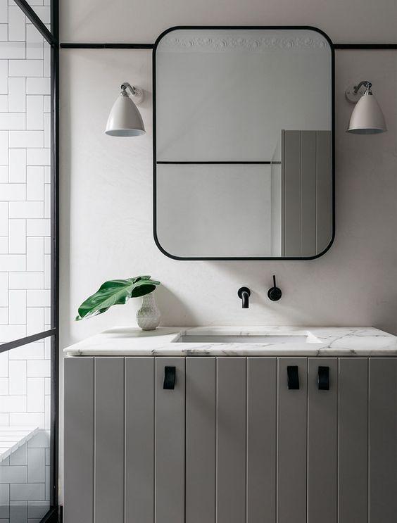 Top 5 Stylish Mirrored Medicine Cabinets Jen Talbot Design