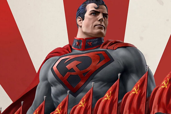 Major Issues Ep 116 Superman Red Son 2020 Review Comicbook Clique