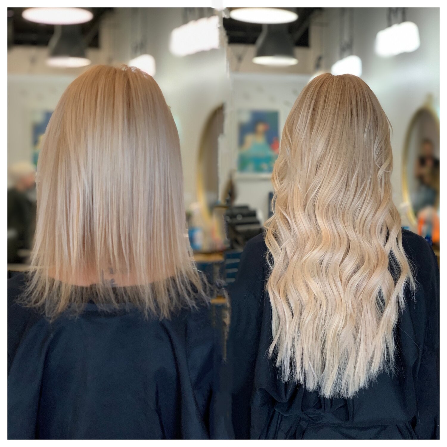 Hair Extensions that Matter in South Florida — Best Fusion hair salon