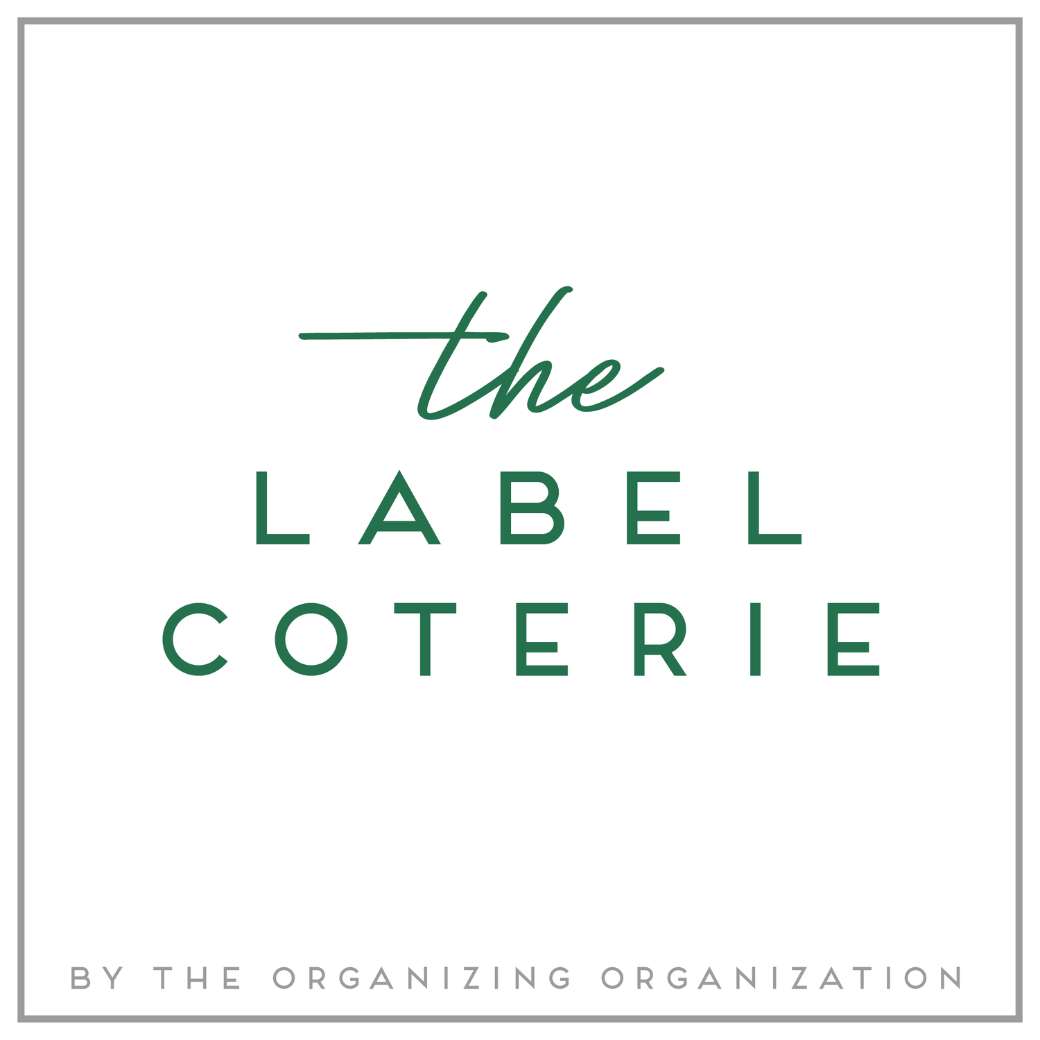 The Label Coterie