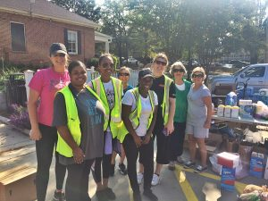 City of Norcross and Norcross Discovery Garden volunteers. These women are amazing!