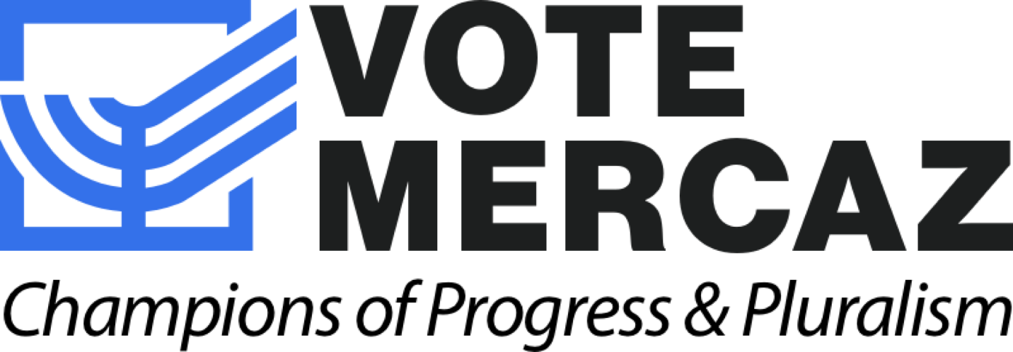 VoteMERCAZ! Champions of Progress and Pluralism