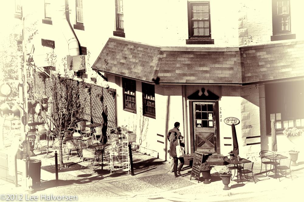 Old Town Manassas Restaurant
