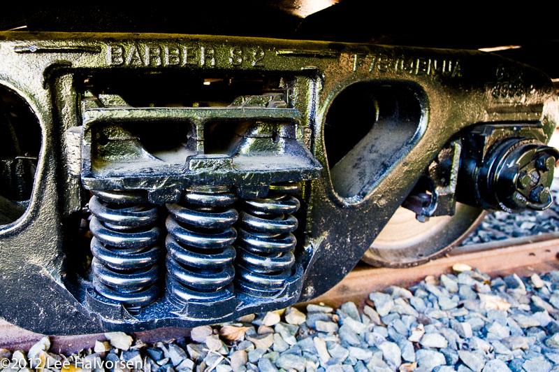 Train Truck in Manassas